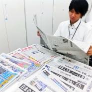サイド教授のPR講座(新聞③)