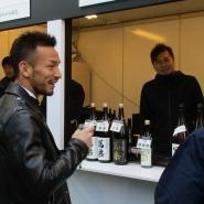 本日開催!中田英寿がプロデュースする「CRAFT SAKE WEEK」にて日本酒を堪能!