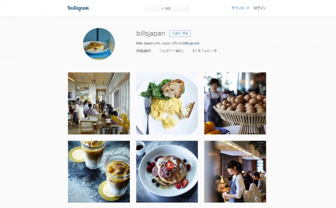 bills Japanさん billsjapan • Instagram写真と動画