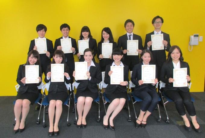 総勢12名の新卒入社!サニーサイドアップの新しい仲間たちです!
