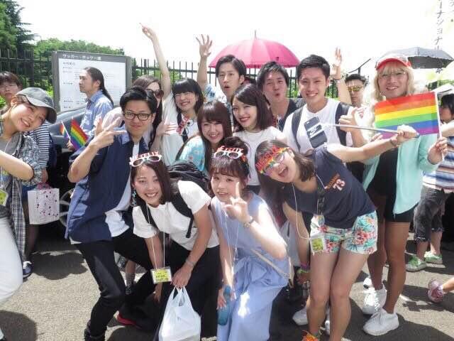 東京レインボープライド2016!新入社員マキノの「Ally(アライ)」宣言!
