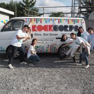 SSUメンバーもRockCorpsボランティアに参加してます!