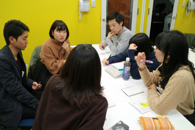 「放課後インターン」マーケティング講座に参加してきました!