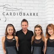 日本初上陸!ハリウッドセレブにも大人気のバーエクササイズ「CARDIO BARRE(カーディオ・バー)」が4月20日オープン