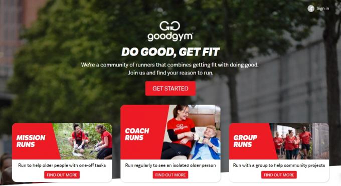 good gym