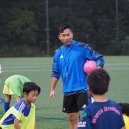 EPARKスポーツ企画!夏休み親子スポーツ教室「ZONO スペシャルサッカースクール」を開催。次回のサッカースクールは元日本代表北澤豪さんが登場!