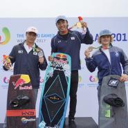 プロウェイクボーダー手塚翔太、ワールドゲームズで見事金メダル獲得!