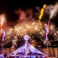 一瞬にして15,000人の心を動かしたものとは…? 未来型花火エンターテインメント「STAR ISLAND 2018」開催レポート