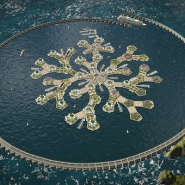 SFの世界が現実に!どの国にも支配されない人工島が2022年に完成予定