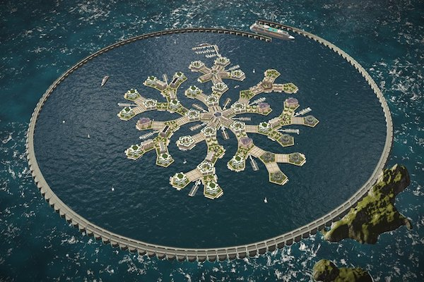 The Seasteading Institute/Facebook