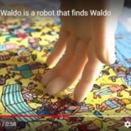 人気絵本「ウォーリーを探せ!」を自動で探してくれる機械がシュール