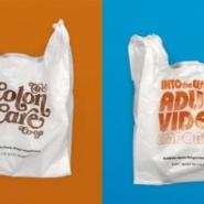 【カナダ】恥ずかしいデザインのビニール袋を使った環境保護の取り組みが画期的