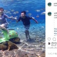 """""""池とインスタ映え""""が インドネシアの小さな村を救う!?"""