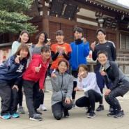 【部活動紹介】ランニング部の「走り初め」をレポート!ダガヤサンドウの注目スポットを巡るコース!