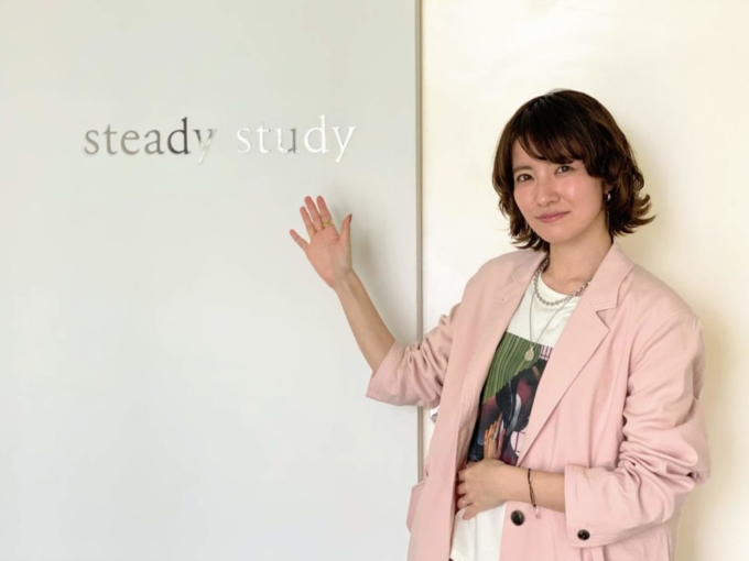 3月からサニーサイドアップグループにジョインした「steady study」のショールーム潜入レポート!