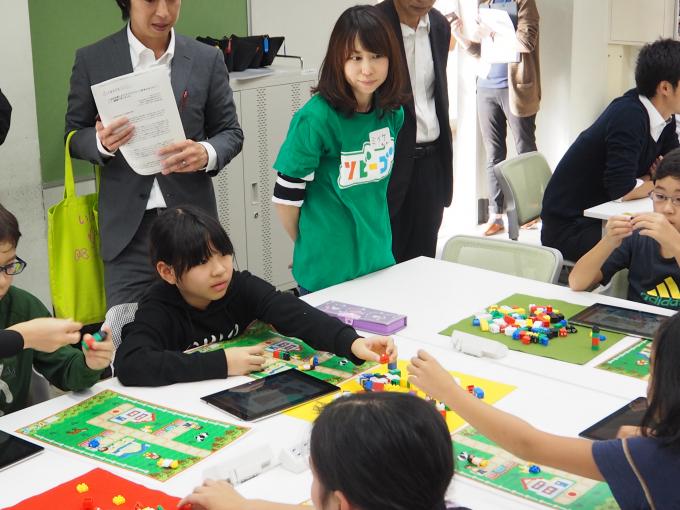 小学校でプログラミング学習を実施!~ワイズインテグレーション「ソビーゴ」プロジェクト~