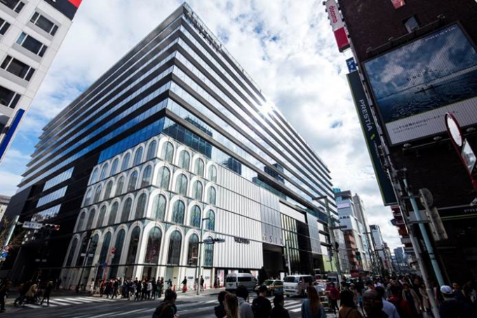 銀座エリア最大の商業施設「GINZA SIX」いよいよ4月20日(木)にオープン!「世界の GINZA」をここから発信!