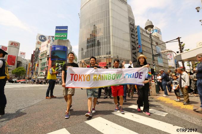 """「みんな違って当たり前」が""""当たり前""""の世の中へCHANGE!今年も東京レインボープライドへ参加してきました!"""