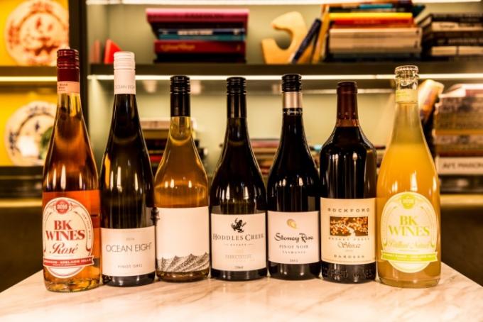 bills発祥の地のオーストラリアワインを贅沢に7本もご提供!