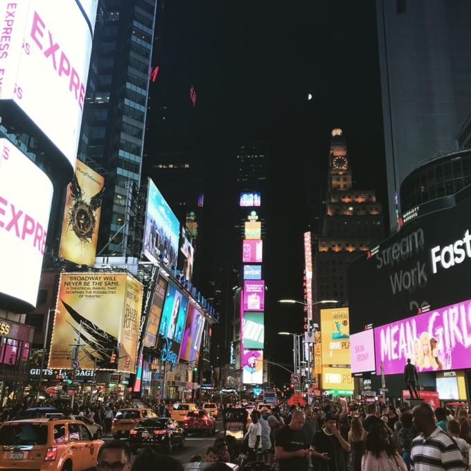ニューヨーク出張レポート!海外のクリエイティブオフィスや最新ホテルのトレンドをお届け!