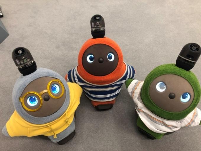 【カンヌライオンズ出張レポート】LOVEをはぐくむ家族型ロボット『LOVOT[らぼっと]』が、 ついに「カンヌライオンズ」デビュー!