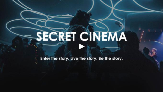映画ファンにはたまらない!ロンドン発の映画イベント「Secret Cinema」が楽しそう