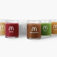 マクドナルドが、ハンバーガーの香りがするキャンドルを販売!