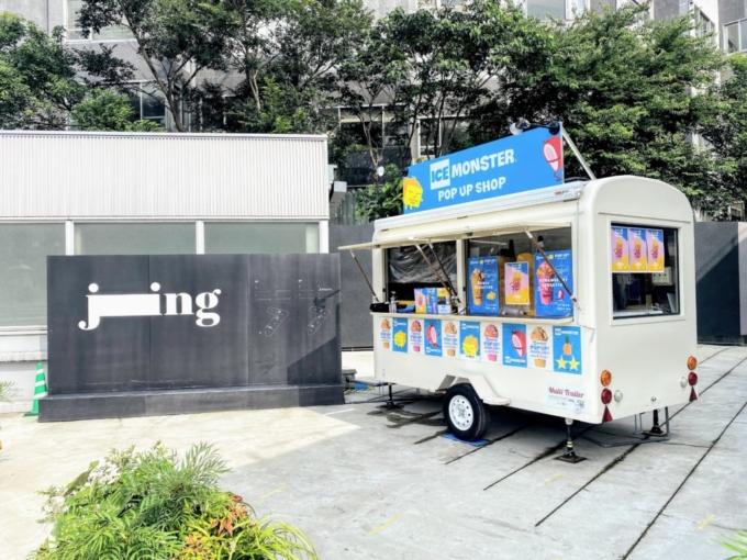 jingで開催されている台湾発の新食感かき氷スイーツブランド「ICE MONSTER」期間限定ポップアップストアの潜入レポートをお届けいたします!