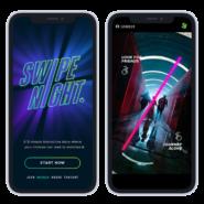 マッチングアプリのTinderが配信するインタラクティブ型のドラマシリーズ「Swipe Night」の第二弾の開催が決定!?