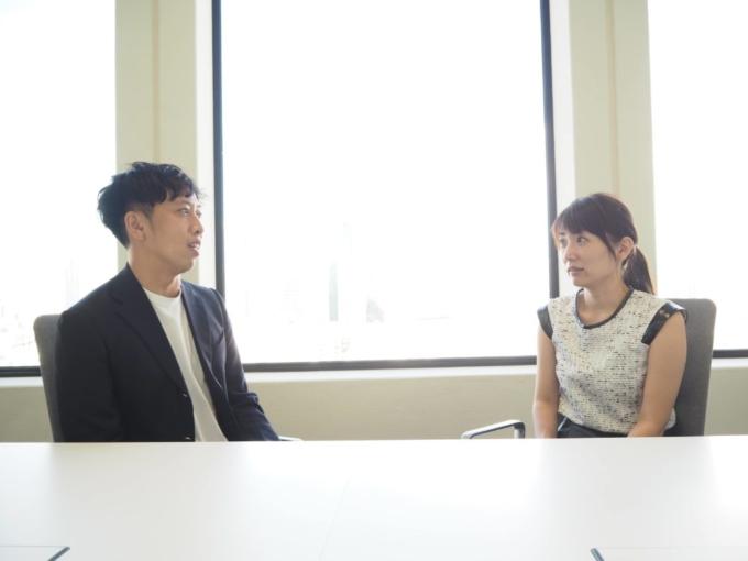 森ビル株式会社高橋一菜さん・株式会社サニーサイドアップ蛭川貴之リーダー