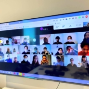 2021年の仕事始めをオンラインで実施!グループ各社が「今年の漢字」を発表