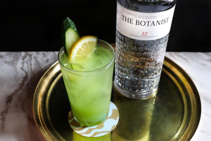 The Botanist 柚子 コリンズ_1